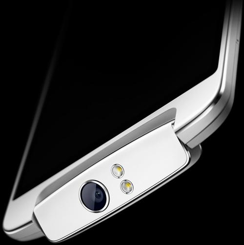 Nguyên nhân camera N1 được thiết kế xoay - 1