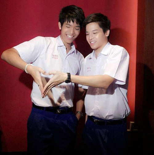 Sốt với 3 cặp hotboy đồng tính Thái - 1