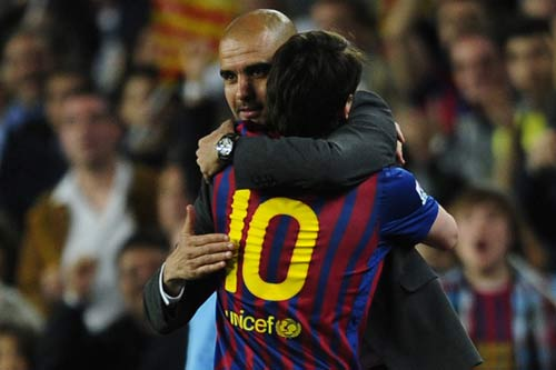 Số 9 ảo: Người vĩ đại Messi - 1