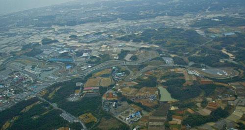 F1 - Japanese GP: Gõ cửa thiên đường - 1