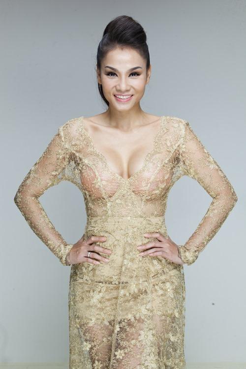 Thu Minh làm giám khảo khách mời Vietnam Idol - 1