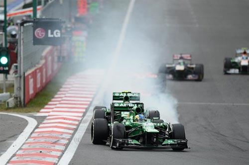F1 - Japanese GP: Cuộc chiến chưa ngã ngũ - 1