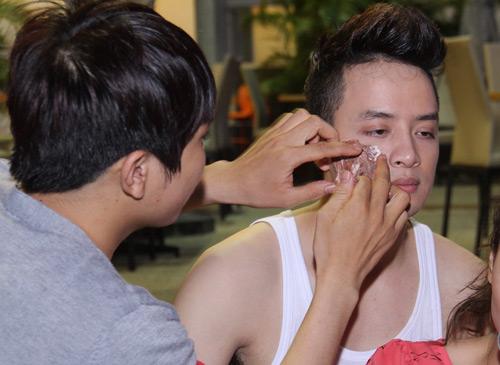 Cao Thái Sơn tự làm xấu trong MV mới - 1