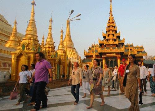 Du lịch Myanmar được miễn thị thực - 1