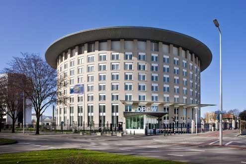 Tổ chức Cấm vũ khí hóa học đoạt Nobel Hòa bình - 1