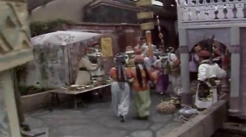 Phì cười diễn viên phụ Tây Du Ký 1986 - 2