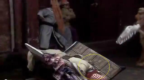 Phì cười diễn viên phụ Tây Du Ký 1986 - 7