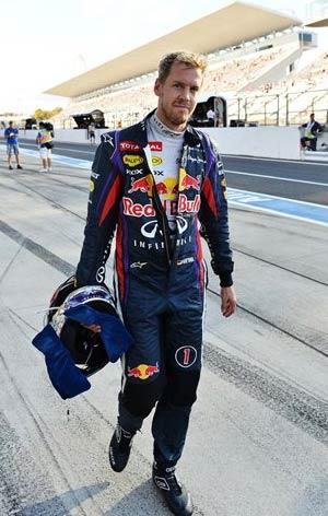 F1-Chạy thử Japanese GP: Vettel tiếp tục chiếm lĩnh ưu thế - 1