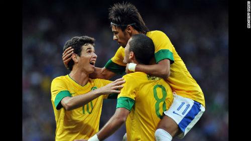 Hàn Quốc - Brazil: Trận đấu đẹp mắt - 1