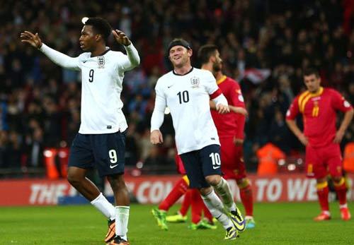ĐT Anh tưng bừng, Rooney phấn khích - 1