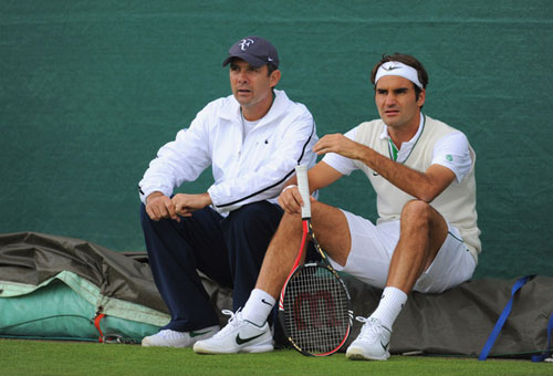 Federer chia tay Annacone sau hơn 3 năm gắn bó - 1