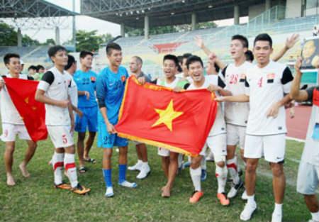 Từ bữa ăn của U-19 Việt Nam… - 1