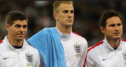 VL World Cup 2014: Phán xét ĐT Anh - 1