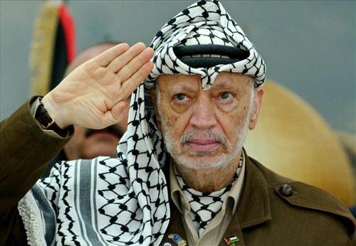 Bằng chứng ông Arafat bị đầu độc phóng xạ - 1