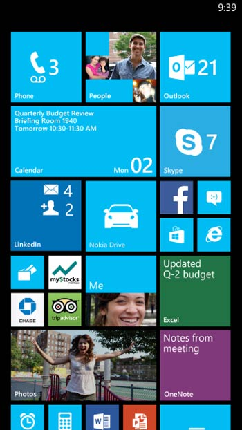 Ra mắt Windows Phone Update 3 - 1