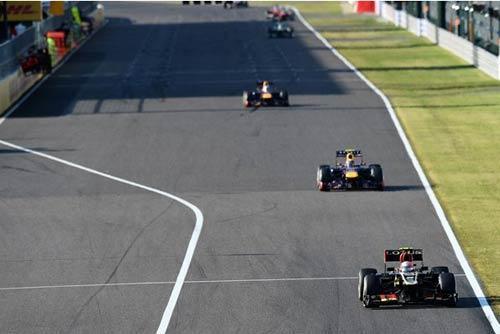F1 - Japanese GP: Phía sau vạch đích - 1