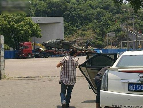Nghi án Trung Quốc nhái trực thăng Apache của Mỹ - 1