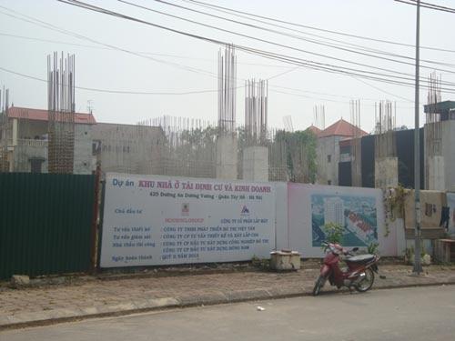 """Hàng loạt dự án """"nổ"""" của Housing Group - 1"""