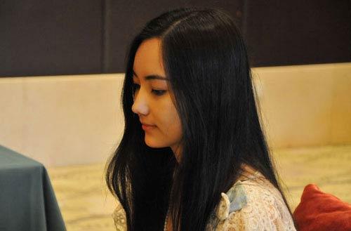 Ngắm nữ kỳ thủ cờ vây xinh như mộng của Đài Loan - 1