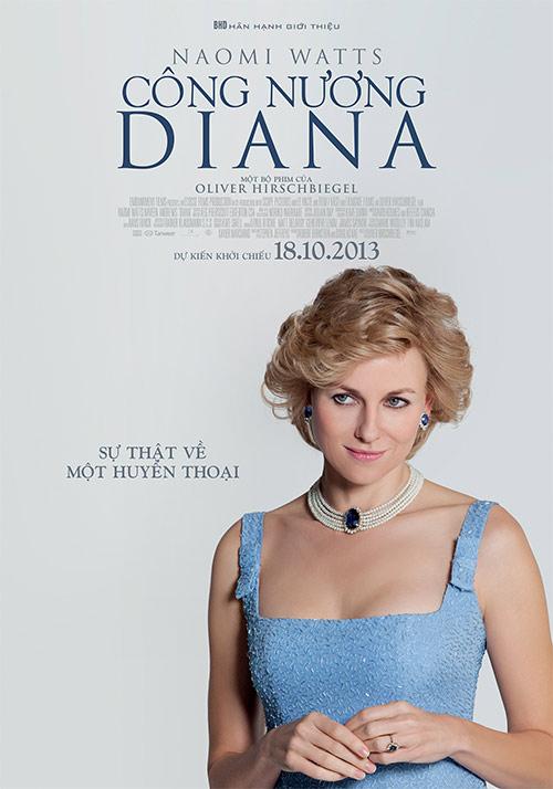 "Trang Nhung ""ngoan hiền"" đi xem phim Diana - 1"