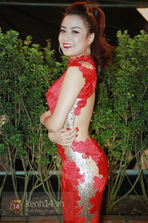 Đi tìm vòng 3 hoàn mỹ nhất showbiz Việt - 1