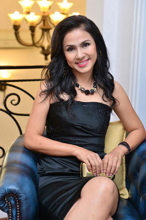 Việt Trinh: Người đàn bà đẹp tuổi 41! - 1