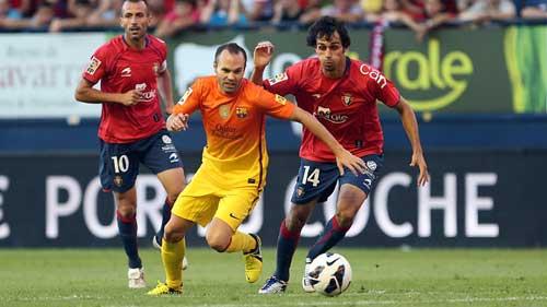 Trước V9 Liga: Chạy đà cho El Clasico - 1