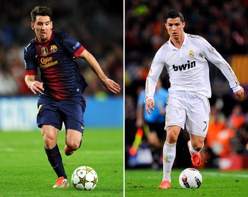 """""""Messi lừa bóng giỏi hơn Ronaldo"""" - 1"""