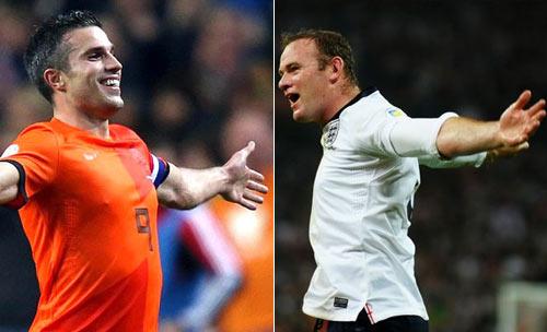 MU: Hãy nâng bước Rooney-Persie - 1