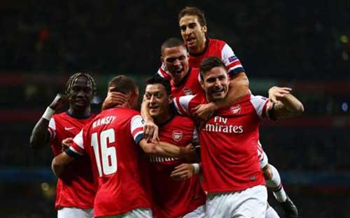 Arsenal - Norwich: Giữ lửa - 1