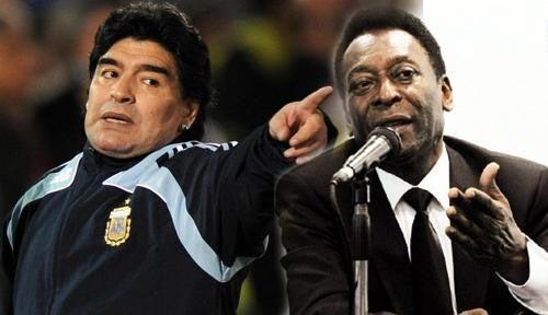 Thế giới choáng váng với câu nói của Maradona - 1