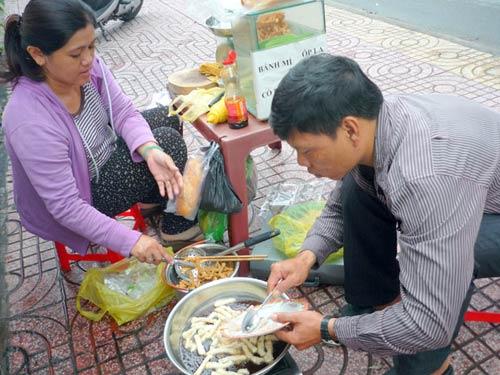 Muôn kiểu bánh mì ở Sài Gòn - 1