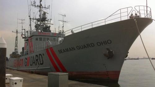 Ấn Độ bắt giữ tàu chống cướp biển của Mỹ - 1