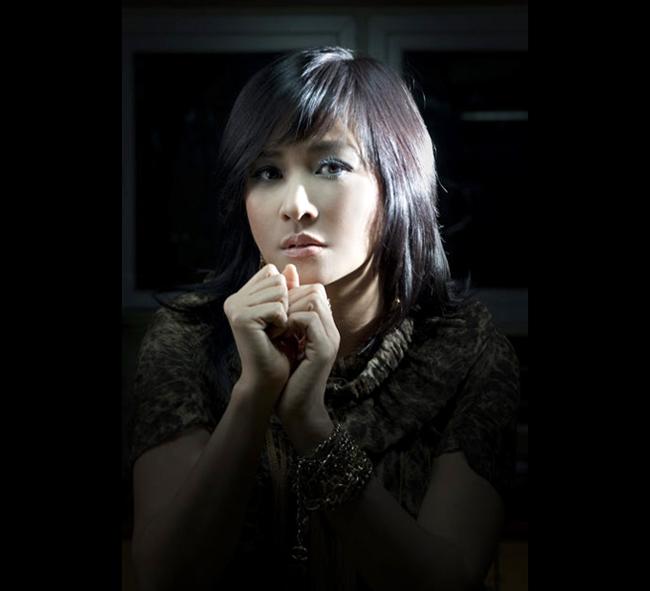 Thanh Lam sở hữu đôi mắt bồ câu đẹp buồn, đa tình, đa đoan.