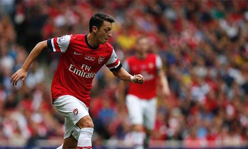 Arsenal - Norwich: Phối hợp chóng mặt - 1
