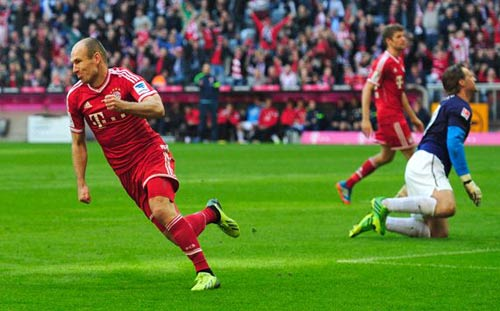 Bayern – Mainz: Hiệp hai bùng nổ - 1