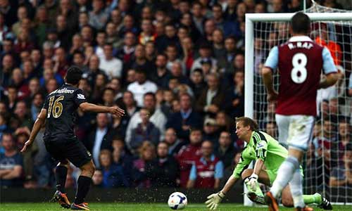 West Ham - Man City: Dấu ấn siêu sao - 1