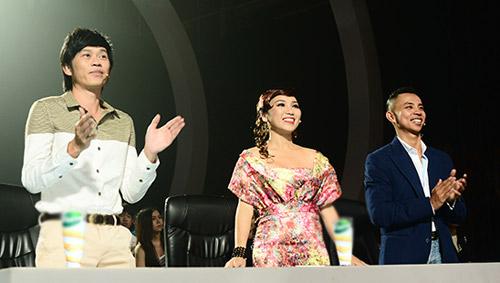 Hoài Linh rơi lệ vì thí sinh Bước nhảy - 1