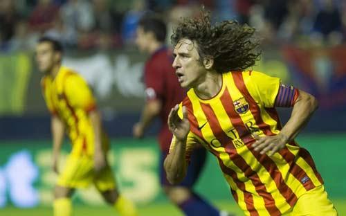 Barca: Không đáng lo nhưng đáng bàn - 1