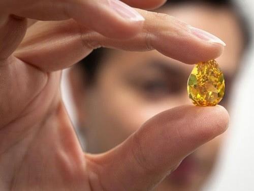 8 viên kim cương đắt giá nhất thế giới năm 2013 - 1