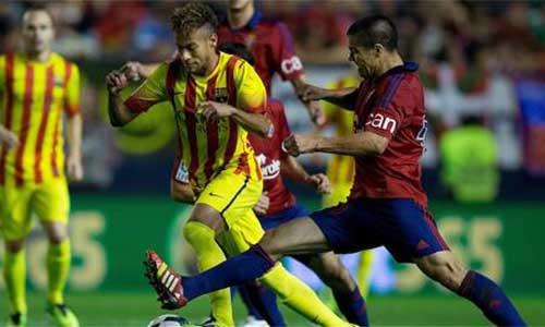 """Barca - Martino: Ám ảnh """"hội chứng"""" Messi - 1"""