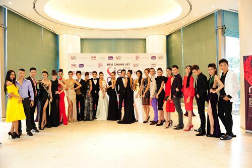 Lan Khuê giành giải vàng Siêu mẫu VN - 1
