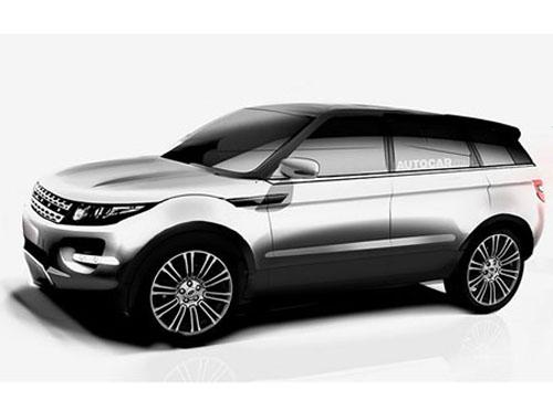 Range Rover Evoque có thêm phiên bản XL mới - 1