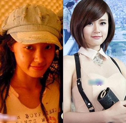 Hot girl Việt khác lạ với mặt mộc - 1