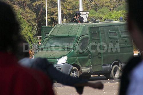 Ai Cập: Cảnh sát nổ súng vào sinh viên biểu tình - 1