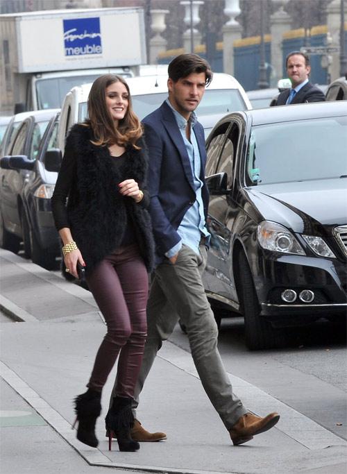 Say vì thời trang của cặp đôi hoàn hảo - 1