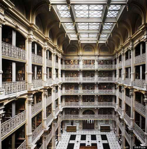 Chùm ảnh: Những thư viện đẹp nhất thế giới - 1