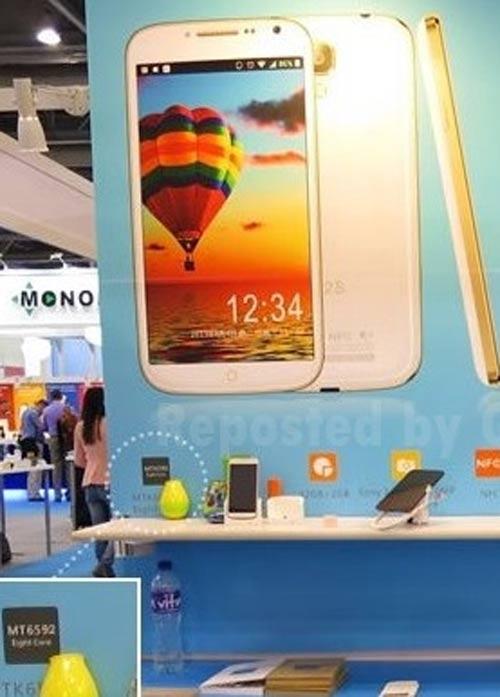 UMI X2S: smartphone chạy chip 8 lõi đúng nghĩa - 1