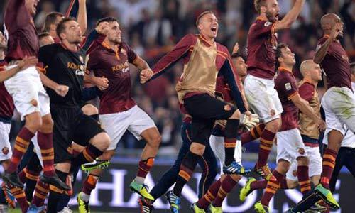 Serie A sau V8: Cái tát cho Juventus - 1