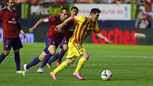 La Liga sau V9: Barca, Atletico hụt bước - 1